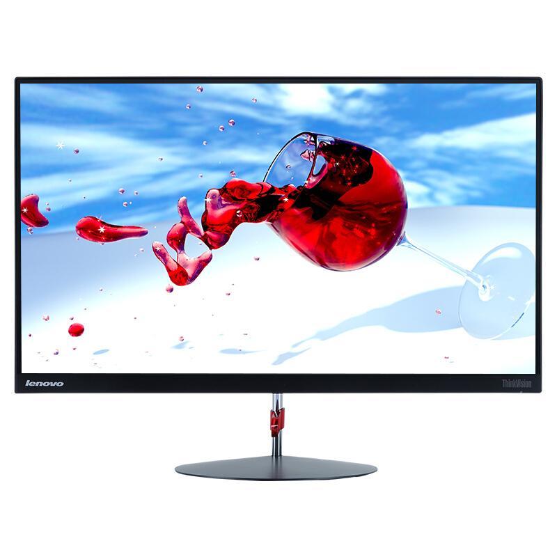 联想 显示器 ThinkVision 23.8 X241920×1080 16:9 LED背光、IPS(替代型号:X24I-20)