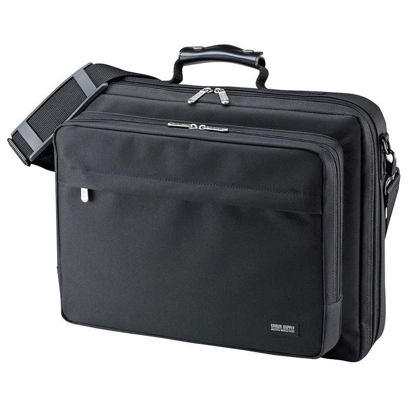 山业SANWA SUPPLY 商务电脑包 15.6英寸BAG-U54BK2 1个