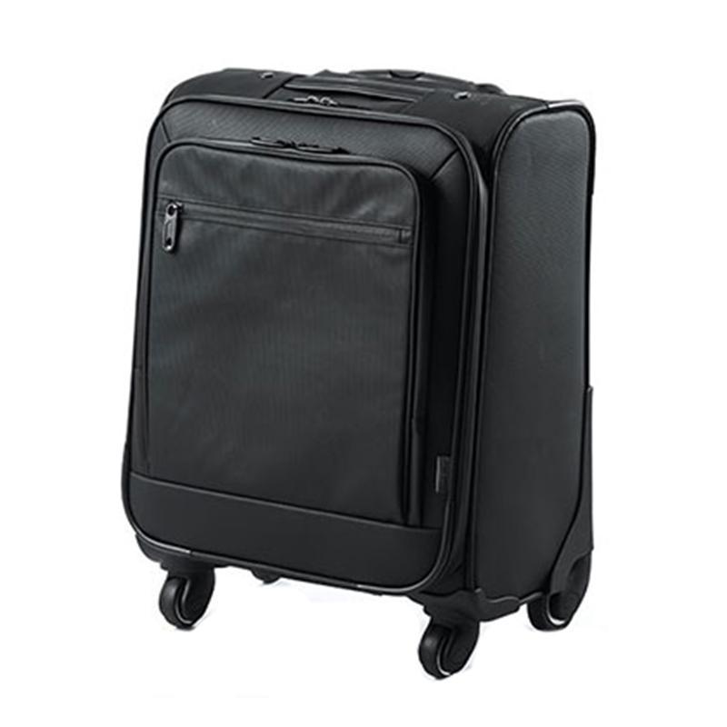 山业SANWA SUPPLY 商务行李箱 竖款 22L 可携带登机200-BAGCR004WP 1个