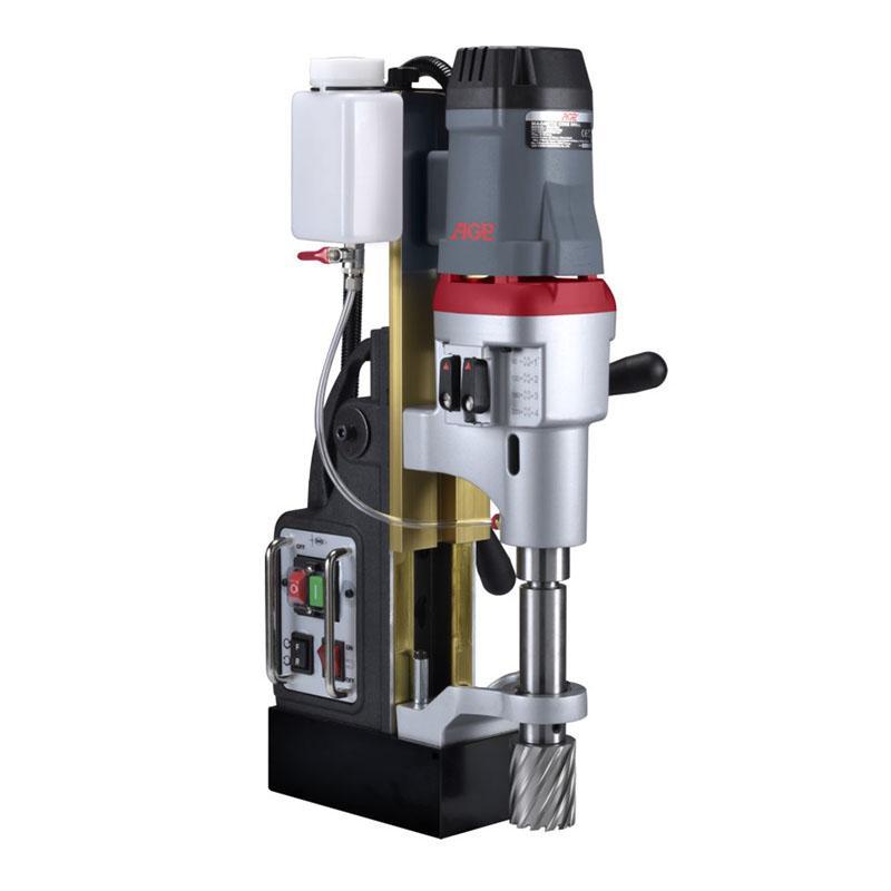 AGP 磁力钻,最大孔径空心钻75mm/麻花钻32mm,2000W,MD750/4