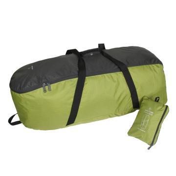 MASCOMMA 旅行/运动折叠收纳包, BS00503/GGY 大号 (绿灰) 单位:个