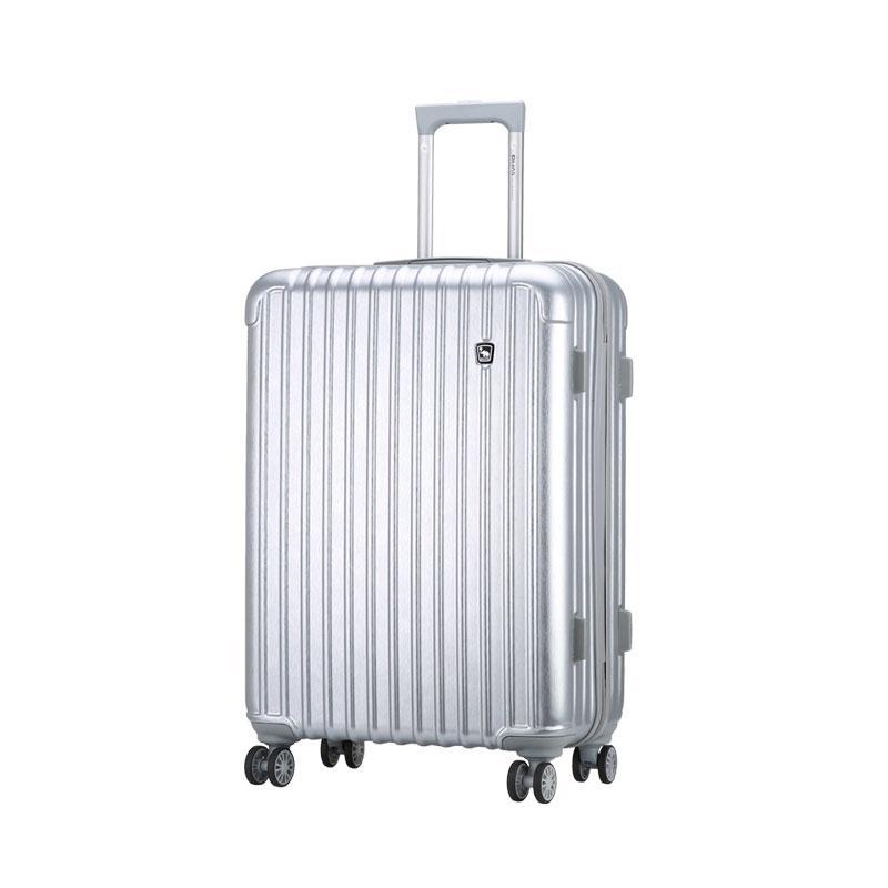 爱华仕 拉杆箱,24寸,银色