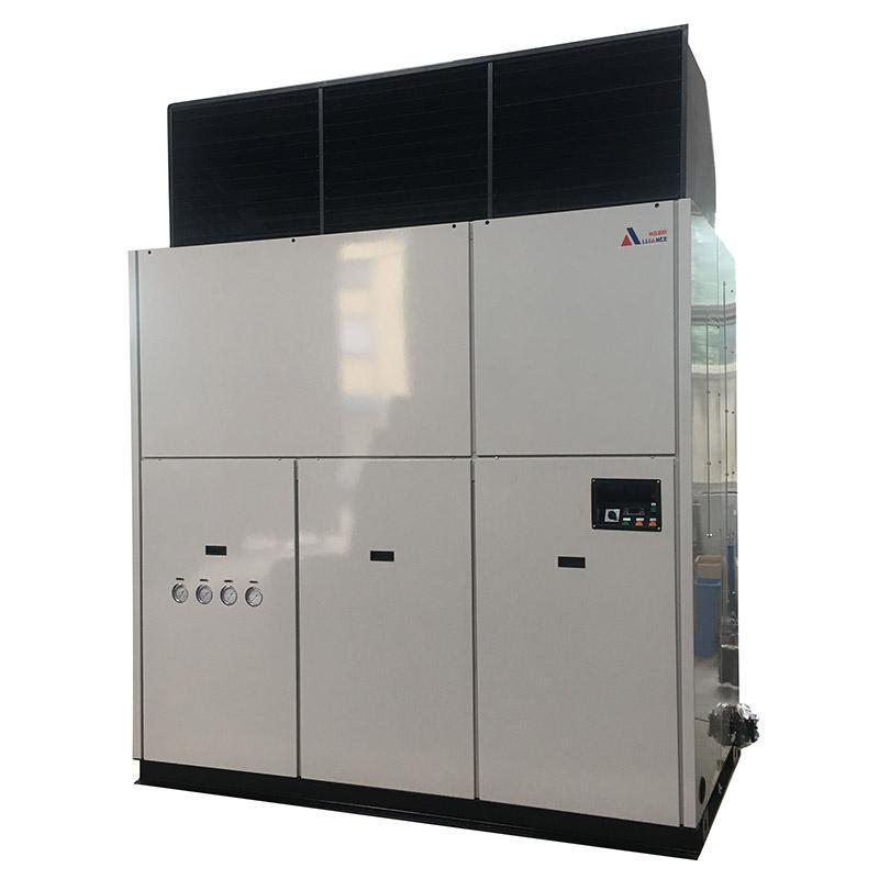 井昌亚联 40P风冷冷暖柜式空调,LFD-95BUH,380V,制冷量95KW,顶出风带送风帽弯头。限区
