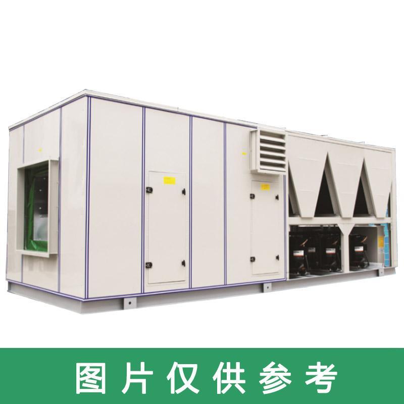 申菱 屋顶式恒温恒湿型空调机组,WHF54P,制冷量55.9KW,加湿量8kg/h,金色翅片冷凝器