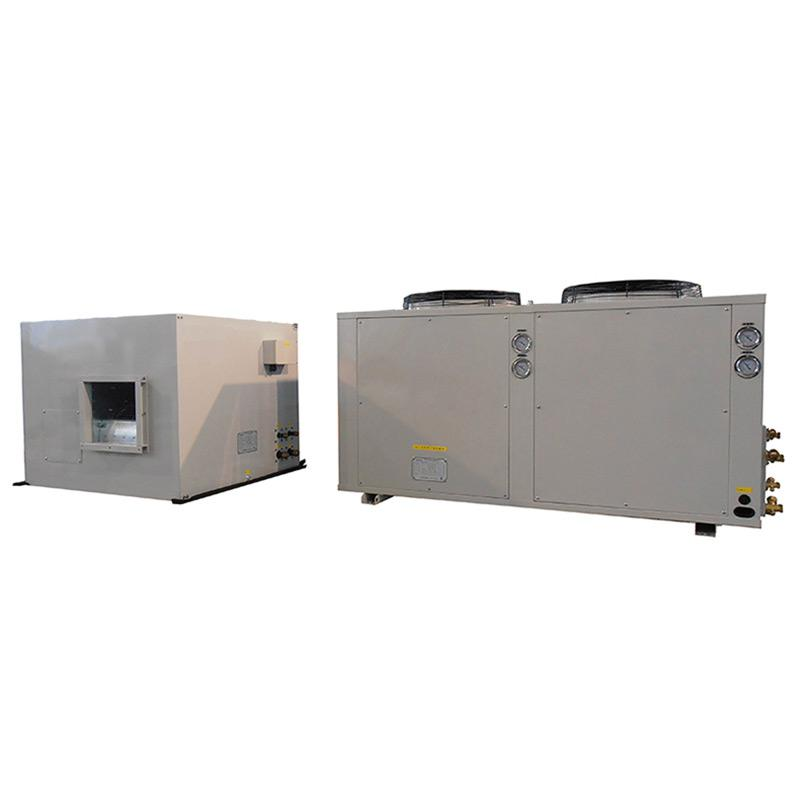 井昌亚联 3P风冷冷热吊顶风管式空调,GLFD-7,制冷量7KW,电加热4.5KW。一价全包