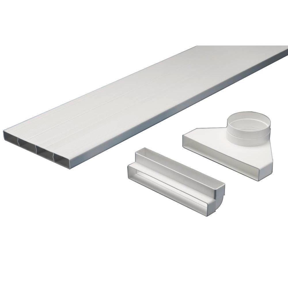 威图 SK shallow air duct系统,3286.850,风管尺寸宽x高x深229x1500 x29 mm
