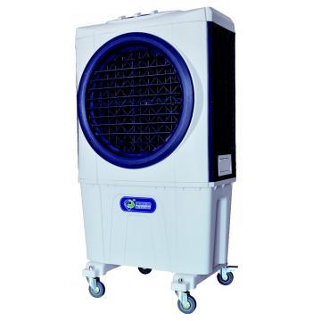 瑞康机电移动式冷风机,RK-45-A,220V,200W,风量4500m3/h,加水量45L,耗水量4-6L
