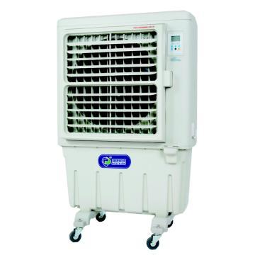 瑞康机电移动式冷风机,RK-70,220V,290W,风量7000m3/h,加水量70L,耗水量4-6L
