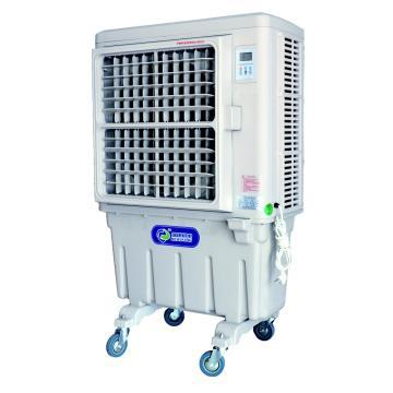 瑞康机电移动式冷风机,RK-70-A,220V,450W,风量9000m3/h,加水量70L,耗水量8-10L
