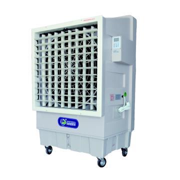 瑞康机电移动式冷风机,RK-18,220V,750W,风量18000m3/h,加水量60L,耗水量10-15L