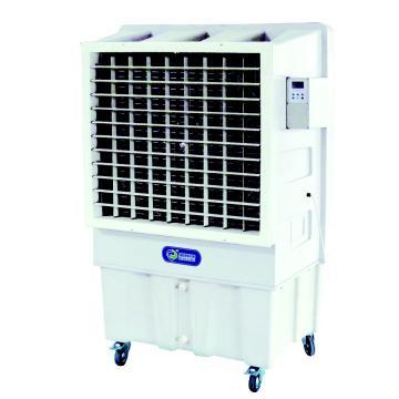 瑞康机电移动式冷风机,RK-22,220V,1.1KW,风量22000m3/h,加水量126L,耗水量15-20L