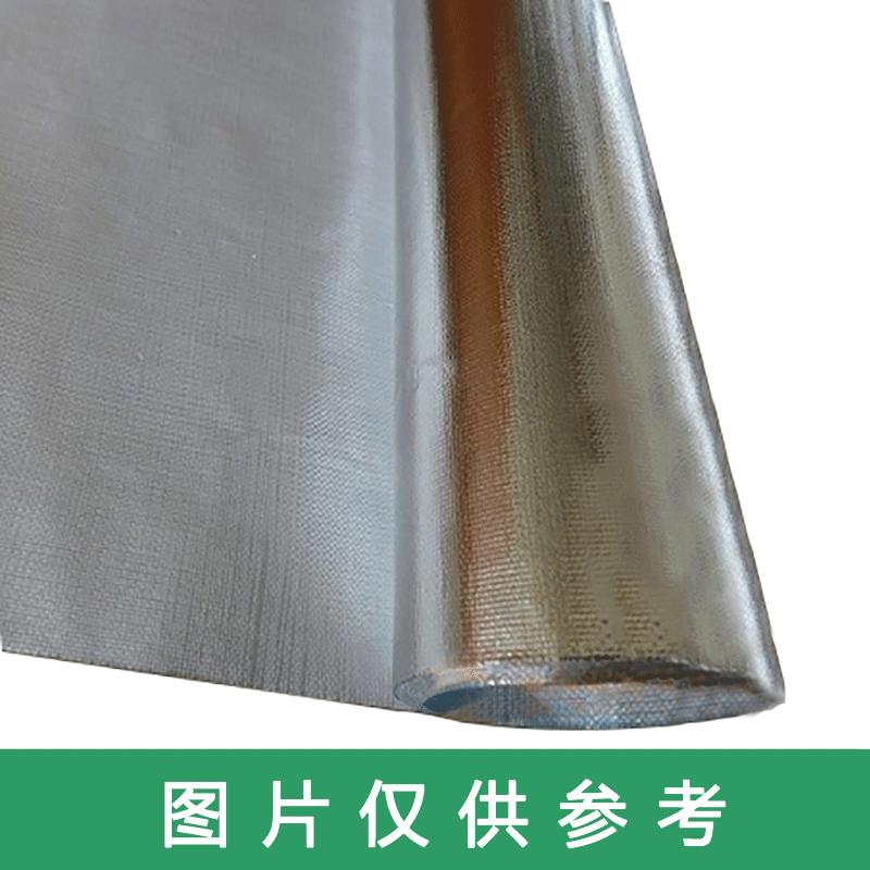 国瑞 铝箔玻纤布,1m*100m,80g/m2