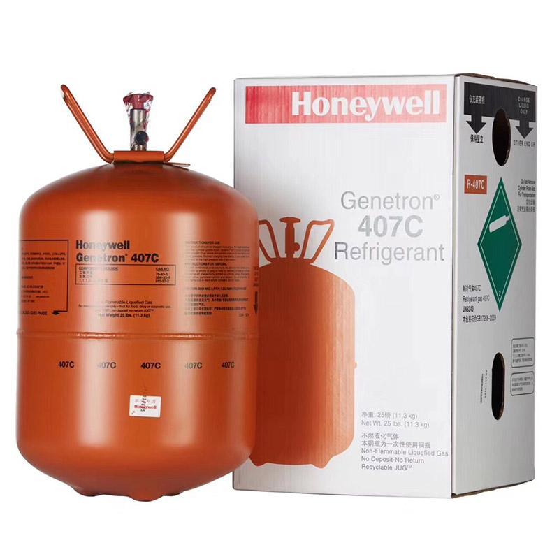 霍尼韦尔 制冷剂,R407C,11.3kg/瓶