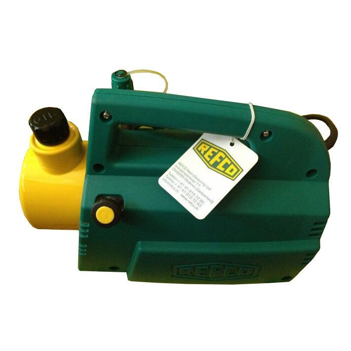 REFCO 冷媒真空泵,RL-4,吸气量65公升每分钟,订货号4661741