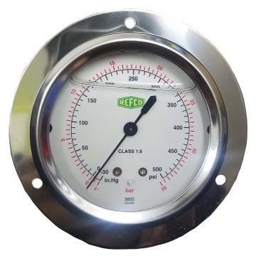 REFCO 带油压力表 ++MR-345-DS-35++ 产品代码7203467