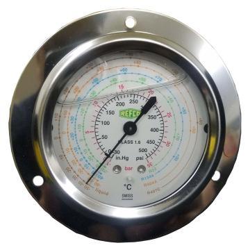 REFCO 带油压力表 ++MR-305-DS-MULTI-35BAR++ 产品代码4664430