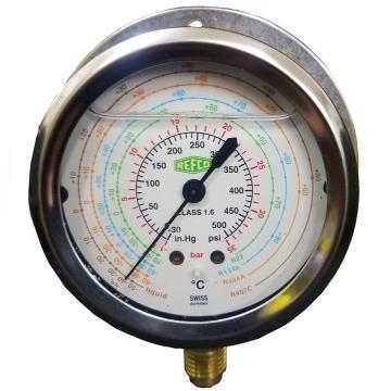 REFCO 带油压力表 ++MR-306-DS-MULTI-35BAR++ 产品代码4664456