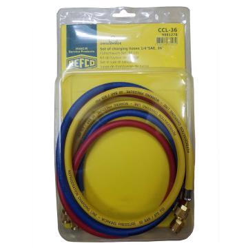 REFCO 充气管(三色) CCL-36(0.9M) 产品代码9881278