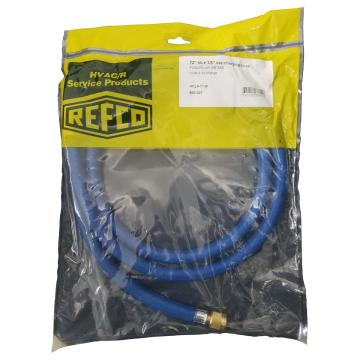 REFCO 充气管(蓝色) HCL6-72-B 产品代码9881307