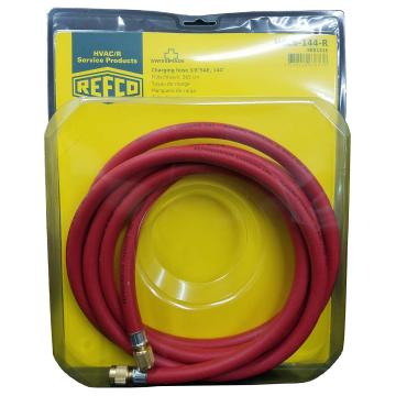 REFCO 充气管(红色) HCL6-144-R(3.65M) 产品代码9881316