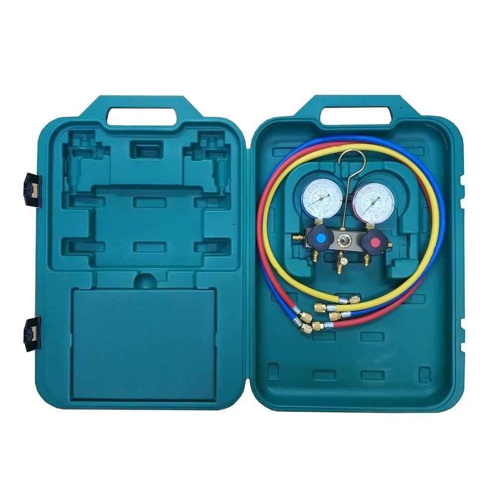 REFCO 双表组(塑料盒装),BM2-3-DS-R407C,订货号4503546