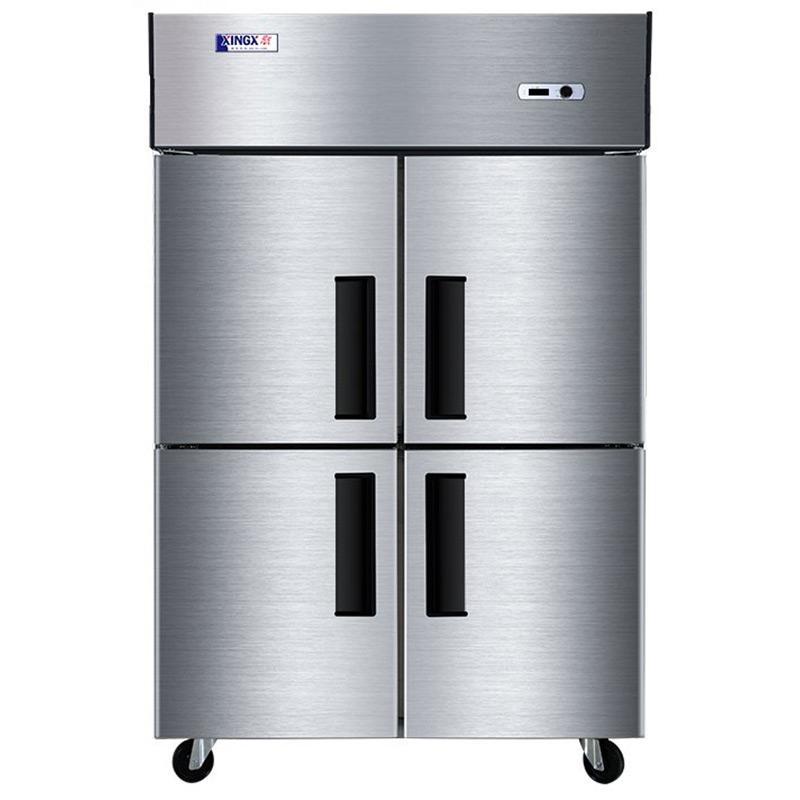 星星 802L全冷冻四门厨房冰箱,BD-860Y