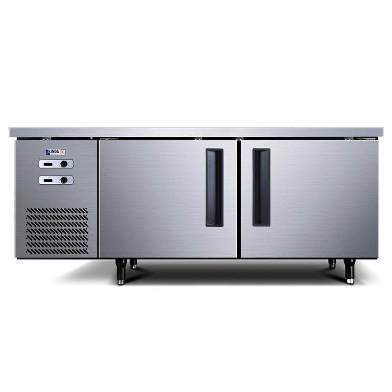 星星 1.5米冷藏冷冻商用厨房双温工作台,TS-358Y,宽80CM,电子温显