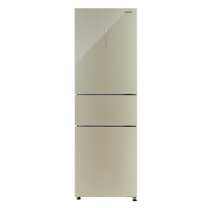 松下 318L三门家用冰箱,NR-C320AG-XN,自动制冰,变频风冷无霜