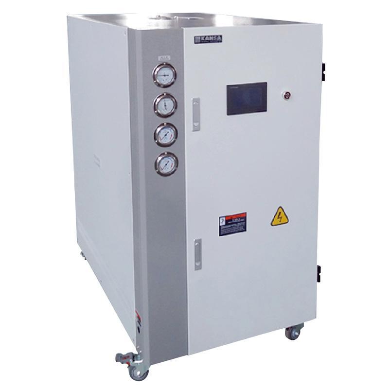 康赛 水冷工业冷水机,ICW-8,制冷量26.5KW,总功率6.4KW,380V