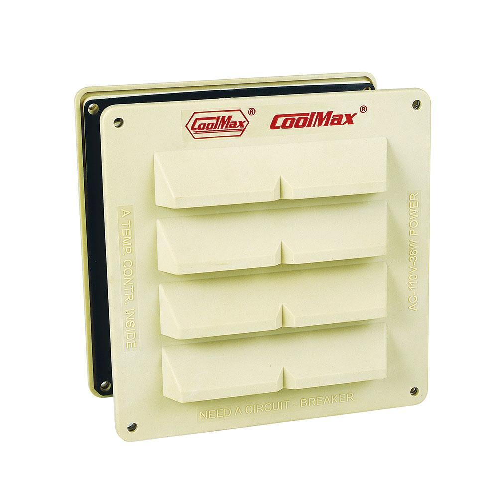 格美 方型温控式冷冻库压力平衡窗,CM-1110-R,AC 1100V