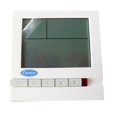 开利 TMS7智能温度控制器,TMS710SA,220V,数显,温控5~35℃,86*86mm