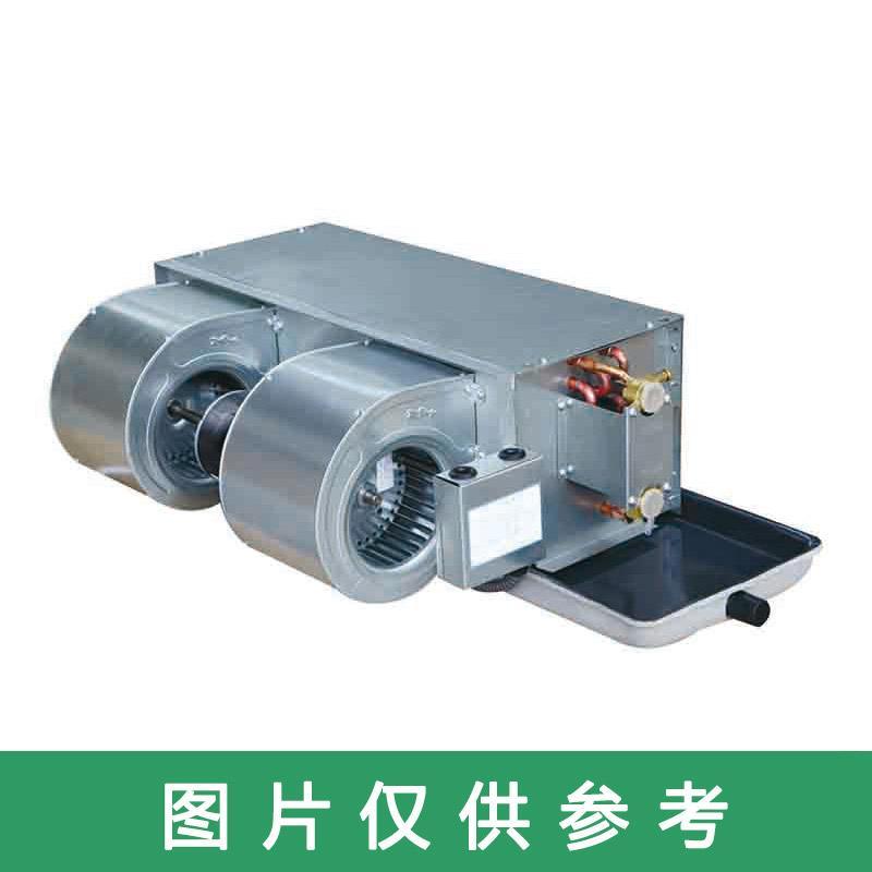思科国祥 卧式暗装风机盘管(3排单盘管),SKFP-136WATLAC3XXS-D,接管右/30Pa静压/无滤网/含回风箱