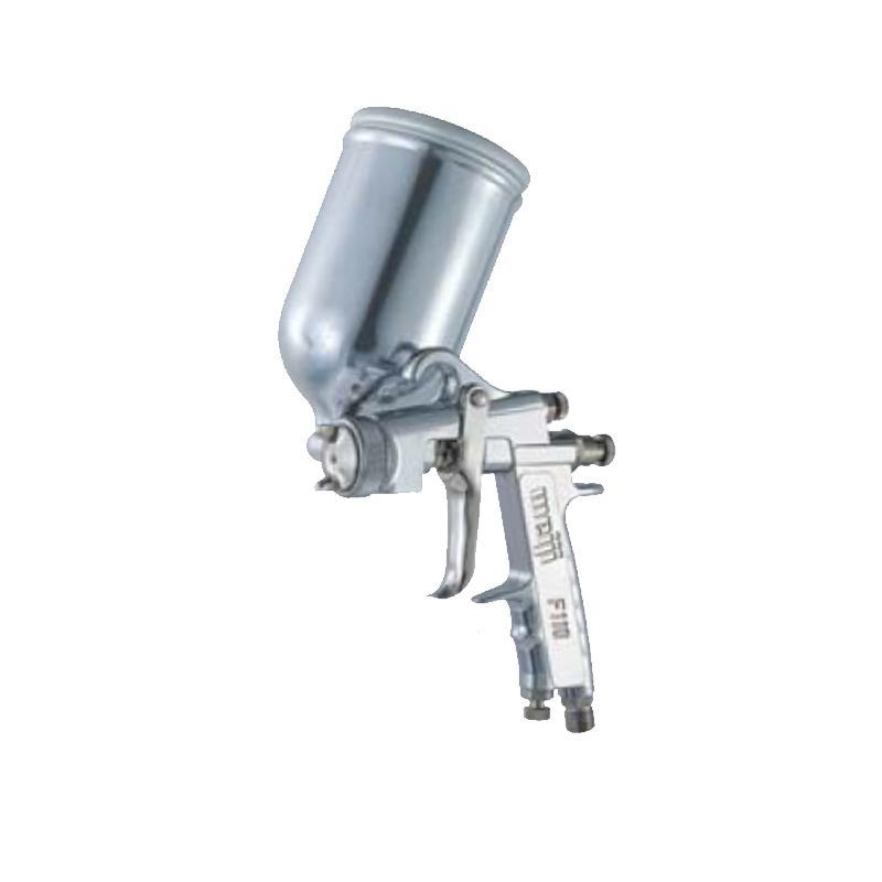 明治喷枪,小型喷漆枪 口径1.0mm 重力式(带国产壶),F110-G