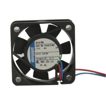 ebmpapst 变频器散热风扇,414 FH,DC24V,0.9W