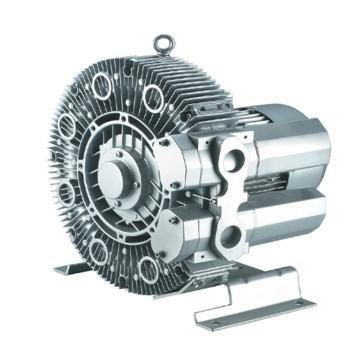 格之凌 单段旋涡气泵,4RB 410 H16,三相,1.1KW,排吸气量87m3/h,吸入-300mbar,排气380mbar