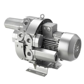 格之凌 双段旋涡气泵,4RB 420 H26,三相,1.5KW,排吸气量87m3/h,吸入-480mbar,排气450mbar