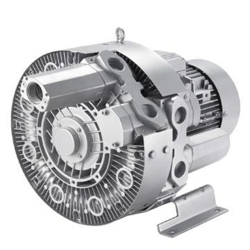 格之凌 双段旋涡气泵,4RB 520 H77,三相,4KW,排吸气量120m3/h,吸入-500mbar,排气820mbar