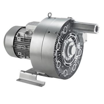 格之凌 双段旋涡气泵,4RB 620 H57,三相,5.7KW,排吸气量165m3/h,吸入-460mbar,排气740mbar