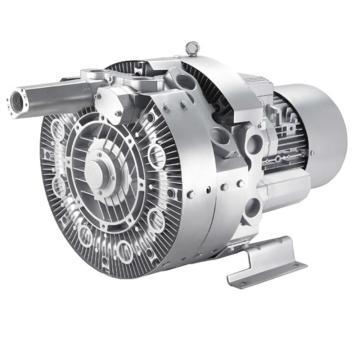 格之凌 三段旋涡气泵,4RB 630 H67,三相,7.5KW,排吸气量170m3/h,吸入-730mbar,排气1040mbar