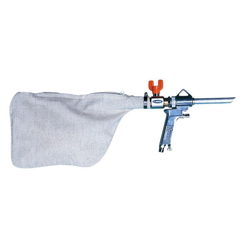 明治 布袋式吸尘枪 管长100mm VCM-DF
