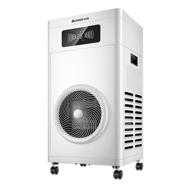 志高 工业PTC取暖器,ZNB-KQ188,3000W,负离子净化除臭,定时/遥控