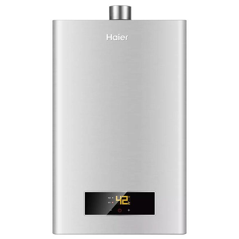 海尔 12L水气双调燃气热水器,JSQ22-12J(12T),一价全包