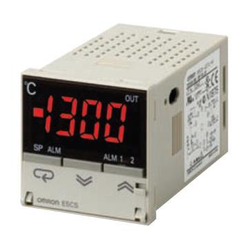 欧姆龙 继电器输出1组报警型温控器(配插座P3GA-11),E5CS-R1TU-W,100-240VAC