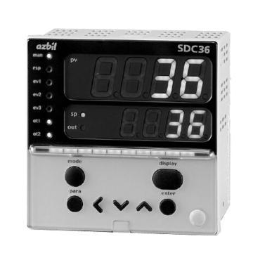 山武 温控器,C36TCOUA2300