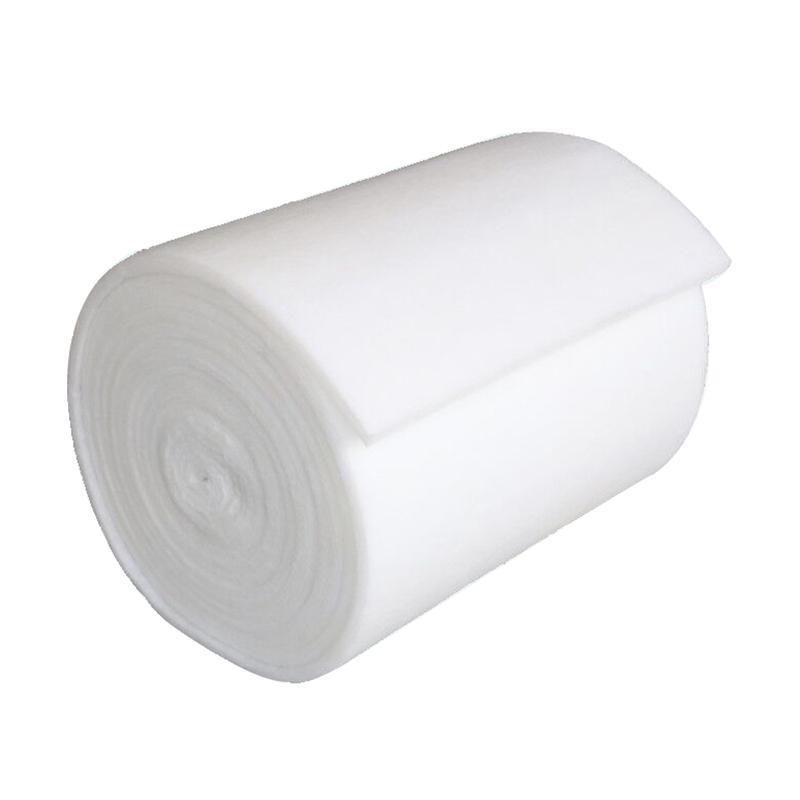 JAF 成卷初效过滤棉,50m(长)*2m(宽)*10mm(厚),过滤效率G4