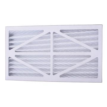 FLMFIL 褶形板式纸框初效空气过滤器,292*594*21mm,过滤效率G4