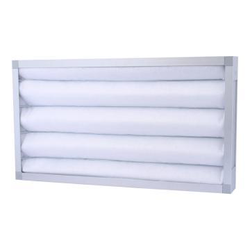 FLMFIL 铝框板式可清洗初效空气过滤器,292*594*96mm,过滤效率G4