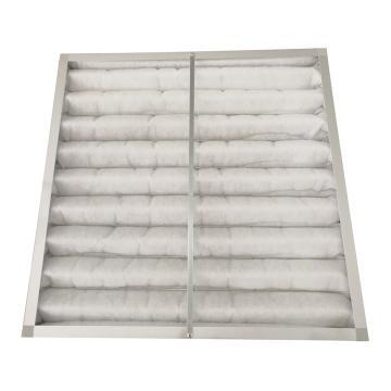 AAF 铝框板式可清洗初效空气过滤器(带支撑骨架,一体无拼接滤网),AmWash594×594×46mm、效率G4