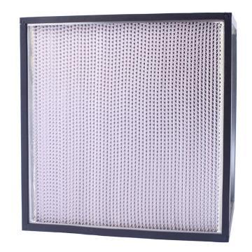 FLMFIL 镀锌框隔板型高效空气过滤器,610*610*150mm,过滤效率H13