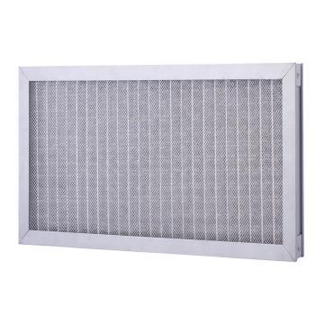 FLMFIL 可清洗铝网过滤器,594*594*21mm,过滤效率G2